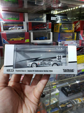 Load image into Gallery viewer, Tarmac Works 1/64 Toyota Supra Japan N1 Endurance Series 1994 Fukuyama Motoyama