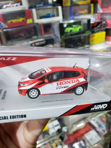 Inno64 Honda Jazz GK5 Team Honda Racing Indonesia Touring Car Champion 2015