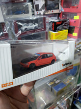 Load image into Gallery viewer, Tarmac Works 1/64 Honda Civic EG6 Gr.A Racing Red ( Free Shipping Worldwide )