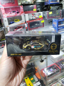 Tarmac Works 1/64 Audi R8 LMS China GT Champion 2017 AAPE Tak Chun Group M Moh KW Lin E Lo