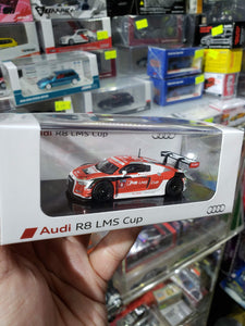 Tarmac Works 1/64 Audi R8 LMS Cup 2016 The 1st Ever Made