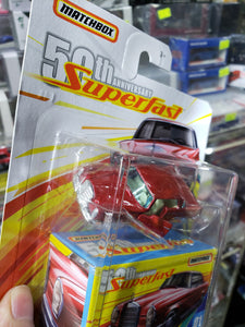 Matchbox 50th Anniversary Superfast 1/64 01 Mercedes-Benz 220 SE