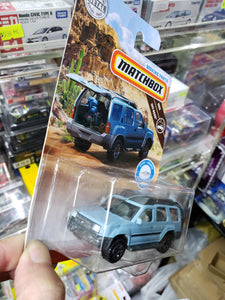 Matchbox Moving Parts 2000 Nissan Xterra