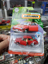 Load image into Gallery viewer, MATCHBOX 2019 MOVING PARTS 1965 VOLKSWAGEN TYPE 3 FASTBACK DIECAST FWD28-956A
