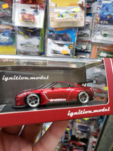 Load image into Gallery viewer, Tarmac ignition model 1:64 Pandem TRA Racing Nissan GT-R Metallic Red ( FREE SHIP WORLDWIDE !!! )