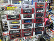 Load image into Gallery viewer, Set of 18 Tarmac Works 1/64 x ignition Model Nissan GT-R Toyota 86 V3 Mazda RX7 FD3S