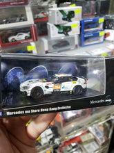 Load image into Gallery viewer, Tarmac Works 1/64 Mercedez Benz AMG GT4 Hong Kong me Store Exclusive Dubai 24H 2018 Antares Au Jonathan Hui Frank Yu Kevin Tse
