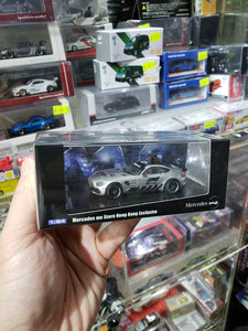 Tarmac Works 1/64 Mercedez Benz AMG GTR Safety Car Hong Kong me Store Exclusive