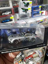 Load image into Gallery viewer, Tarmac Works 1/64 Mercedez Benz AMG GTR Safety Car Hong Kong me Store Exclusive