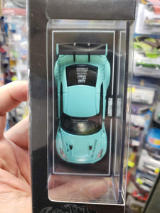 LB Performance 1/64 Nissan GT-R R35 Duck Tail Sky Blue