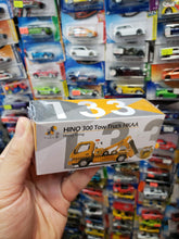Load image into Gallery viewer, Tiny 1/64 Hino 300 Tow Truck HKAA 100th Anniversary