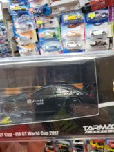 Load image into Gallery viewer, Tarmac Works 1/64 BMW M6 GT3 Macau GT 2017 with A. Farfus's Autograph