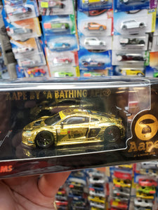 Tarmac Works 1/64 Audi R8 LMS FIA GT World Cup Macau 2015 AAPE Phoenix Racing Asia Marchy Lee