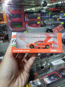 Inno64 Japan One Make Race 2002 Honda Integra Type-R DC5 #99 Autobacs AT