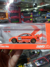 Load image into Gallery viewer, Inno64 Japan One Make Race 2002 Honda Integra Type-R DC5 #99 Autobacs AT