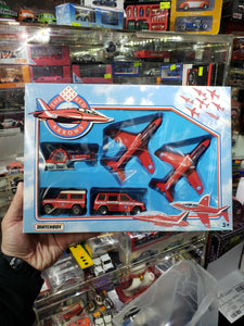 Matchbox The Red Arrows 5 Pack
