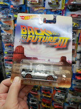 Load image into Gallery viewer, Hot Wheels Retro Premium Back To The Future III 1955