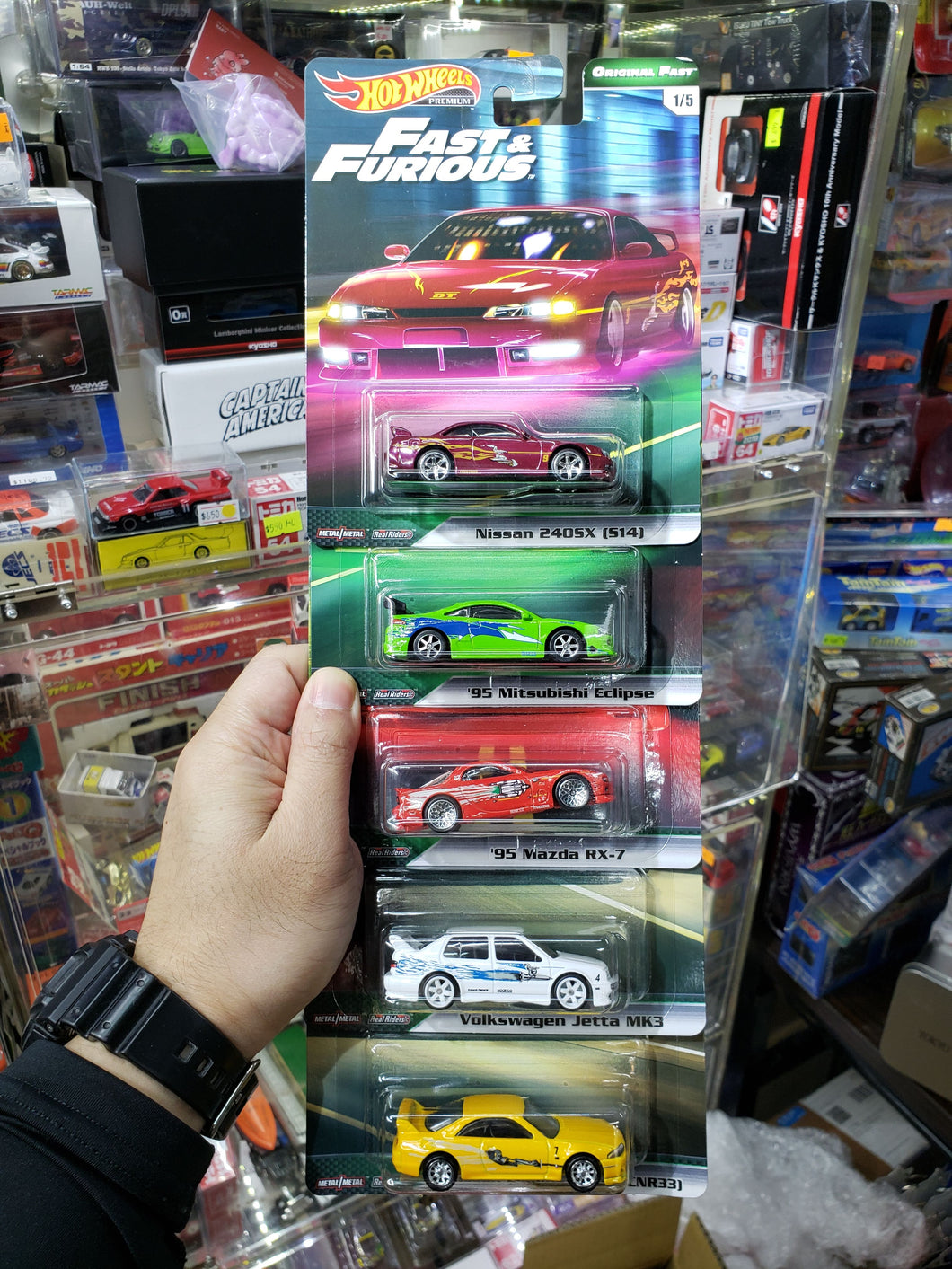 Contemporary Manufacture Hot Wheels Nissan 240sx S14 Fast And Furious 1 64 Diecast New Woodland Resort Com