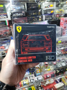 Tomica Limted Vintage Neo TLV Tomytec 1/64 Ferrari F40 ( Free Shipping Worldwide !!! )