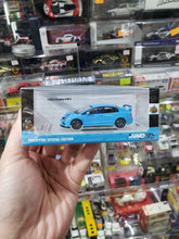 Load image into Gallery viewer, Inno64 Honda Civic Type R FD2 Mugen RR Light Blue Philippine Special Edition National Swap Meet 2019