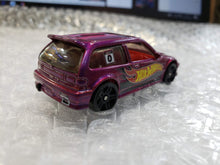Load image into Gallery viewer, Hot Wheels Honda Civic EF Factory Custom Unspun ( Free Shipping Worldwide !!! )