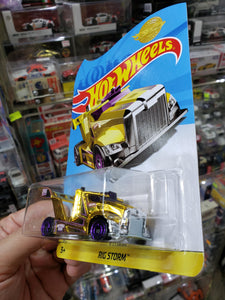 Hot Wheels 24K Mother Load Rig Storm Hong Kong Aeon Style Exclusive