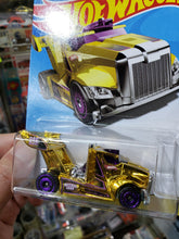 Load image into Gallery viewer, Hot Wheels 24K Mother Load Rig Storm Hong Kong Aeon Style Exclusive