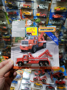 Matchbox Real Working Rigs Western Star 6900 XD