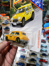 Load image into Gallery viewer, Matchbox 64 Austin Mini Cooper 2019 Taxi Cab MBX Service