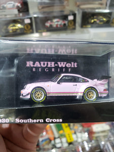 Tarmac Works Owners Club 2019 1:64 RWB Raul Welt Begriff Porsche 930 Southern Cross Taiwan Taichung Minicar Festival Dinner Charity Auction Sample 1 of 1