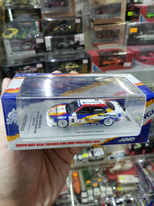 Inno64 Honda Accord CD6 #9 World Phone Singha SEATCZC 1997 Thailand Exclusive