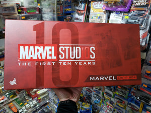 Hot Toys Marvel Studios Avengers End Game Light Box ( Free Shipping Worldwide !!! )