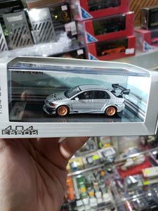 404 Error 1:64 Voltex Lancer Evolution VII Resin Made Model Car