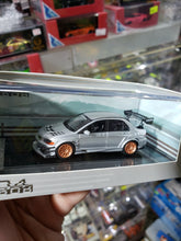 Load image into Gallery viewer, 404 Error 1:64 Voltex Lancer Evolution VII Resin Made Model Car