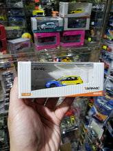 Load image into Gallery viewer, Tarmac Works 1/64 Honda Civic EG6 Group A Racing Spoon Racing #95
