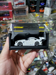 Tarmac Works 1/64 4A Mercedes Benz AMG GT3 Like Black #3 White Chase