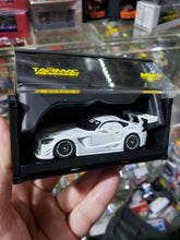 Load image into Gallery viewer, Tarmac Works 1/64 4A Mercedes Benz AMG GT3 Like Black #3 White Chase