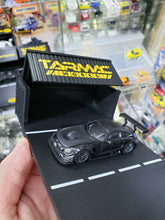 Load image into Gallery viewer, Tarmac Works 1/64 4A Mercedes Benz AMG GT3 Like Black #4 Black