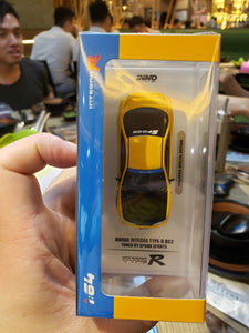 Inno64 Honda Intergra DC2 Spoon Type R MDX2019 Malaysia Exclusive AT