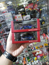 Load image into Gallery viewer, Tarmac Works x ig ignition Model 1/64 Pandem Nissan Skyline & Toyota 86V3 Purple Blue 1855 1856