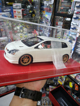 Load image into Gallery viewer, NYK Auto Motion Collectibles 1/18 Honda Civic Type R EP3 2004 Mugen Hand Made Resin Model Limited 250 Pcs