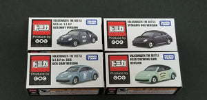 Tomica Volkswagen The Beetle U.S. Air Force