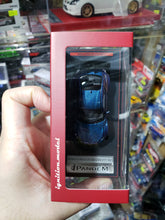 Load image into Gallery viewer, Tarmac Works x ig ignition Model 1/64 Pandem Toyota 86V3 Purple Blue 1856
