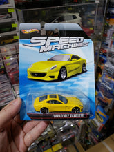 Load image into Gallery viewer, Hot Wheels 1/64 Speed Machines Ferrari 612 Scaglietti