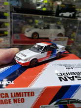 Load image into Gallery viewer, Tomica Limited Vintage 1/64 Neo Nissan Bluebird Full Time 4WD Nissan Bluebird SSS-R 1988 LV-N185a TLV Tomytec