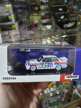 Load image into Gallery viewer, Tarmac Works 1:64 BMW E30 M3 Fina DTM 1992 Johnny Cecotto