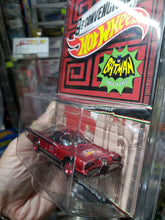 Load image into Gallery viewer, Hot Wheels 1/64 9th Mexico Convention Exclusive Classic TV Series Batmobile