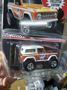 Hot Wheels 2019 Collector Edition 1/64 Ford Bronco 67