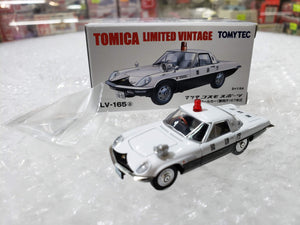 Tomy Tomica Limited Vintage TLV LV-N165a 1/64 Cosmo Sport Police