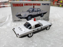 Load image into Gallery viewer, Tomy Tomica Limited Vintage TLV LV-N165a 1/64 Cosmo Sport Police